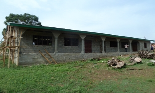 New Classrooms on the Hospital Site
